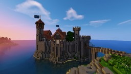 "Download ""The Castle Blackrock"" Minecraft"