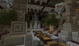 Impressive Server Hub Minecraft Map & Project