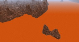 Order: Mustafar (Revenge of the Sith) Minecraft Map & Project