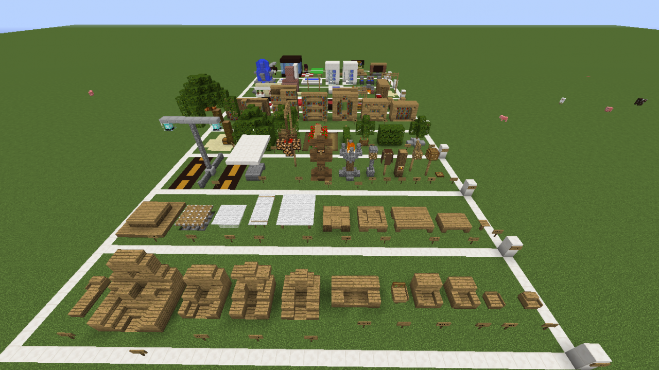70 Things To Build In Minecraft Minecraft Project