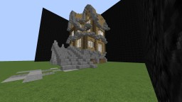 Mediaval House 03 [ Download Mediaval House 05 ] Minecraft Map & Project