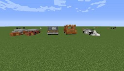 Car Ideas Minecraft Map & Project