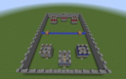 Clash Royale Arena-MC [1.7.10] Minecraft Map & Project