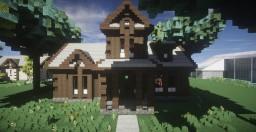 Log Cabin #2  -  WoK Minecraft Map & Project