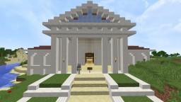 U.S. Supreme Court Minecraft Map & Project