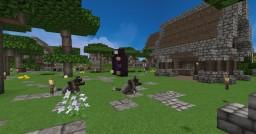Médiéval Holycube Rp Map Minecraft Map & Project