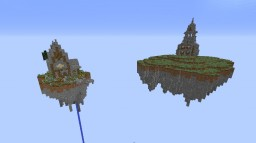 Flying Medieval City / Huge Project!