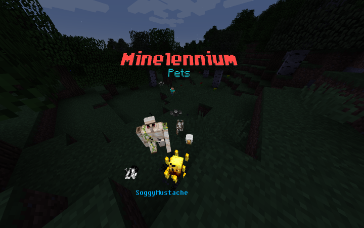 2016 05 06 16374510128353 [1.8] Minelennium Pets Mod Download