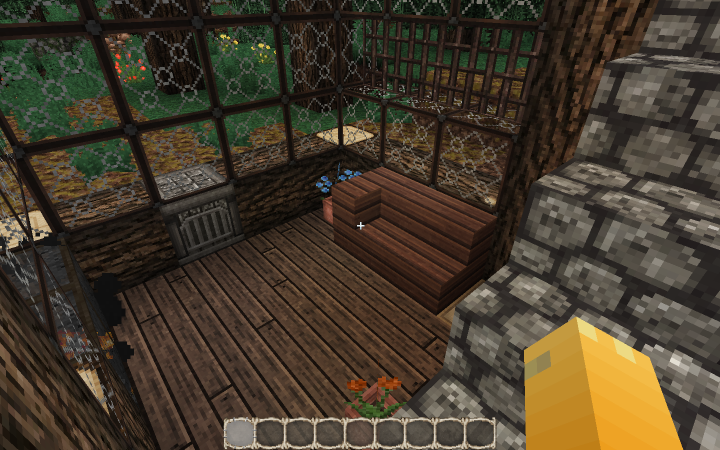 Mega Taiga Cabin Biome Build 1 Minecraft Project