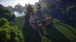 Medieval Village (WIP) Minecraft Map & Project
