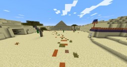 Capture The Flag Map - Pyramid Minecraft Map & Project