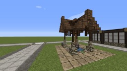 Medieval Mini Build: Well Minecraft Project