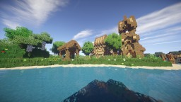 [OLD] Wodania Village - Survival Spawn Minecraft Map & Project