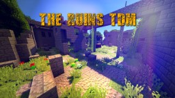 The ruins TDM - Detailed PvP map