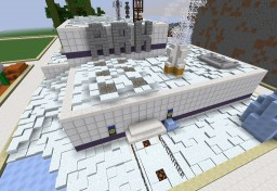 A.R.K. Labs Outpost 18 Minecraft