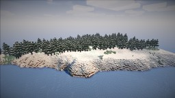 Snow Lands Minecraft Project