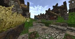 Medieval Market Minecraft Project