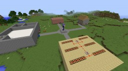 Antioch Minecraft Map & Project