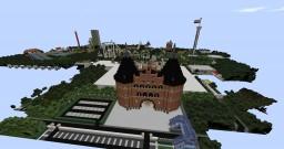 Minecraft HANSA PARK! Minecraft Map & Project
