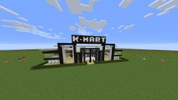 Shopping Mall! Minecraft Map & Project