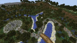 The Swamp of SG Minecraft Map & Project