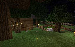 My 1.5.2 Survival Minecraft world