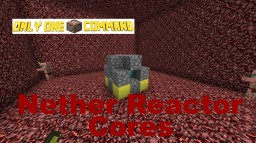 Nether Reactor Cores - Only One Command Minecraft