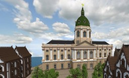 Charlottenburg Palace [Central building] Minecraft Map & Project