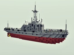 ТЛ-857 Minecraft