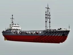 Refueling tanker Истра Minecraft