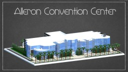 Alleron Convention Center : Alleron City Minecraft Project