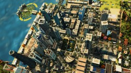 UIE city | Modern city project Minecraft