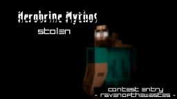 [Mythos] Stolen Minecraft Blog Post