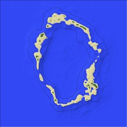 Escort Atoll Minecraft Map & Project