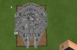 ♣Star Wars Millennium Falcon♠ Minecraft Map & Project
