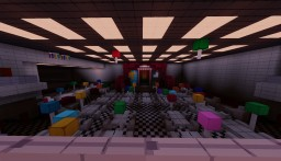 (Custom) FNAF Resource Pack WIP Minecraft