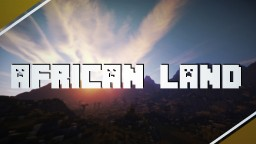 African Land - A savannah-style terrain! | Custom Trees, Plants, and more! [DOWNLOAD!]