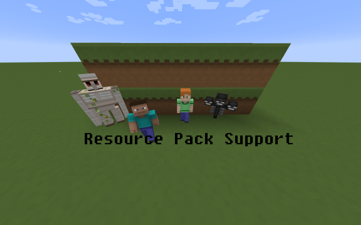 Resource Pack Support