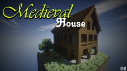 Medieval House 02 Minecraft Map & Project