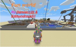 Funworld Park Minecraft Map & Project