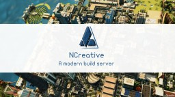 NCreative | 1.9 modern build server Minecraft Server