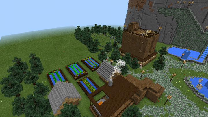 The Mcpe Adventure Map Wip Minecraft Project