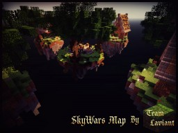 SKYWARS MAP  [Team Laviant] Minecraft Project
