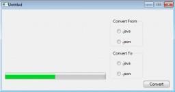 json To java Model Converter