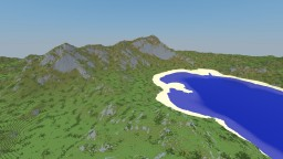 Terrisla, a beautiful 2k by 2k world [Downloadable] Minecraft