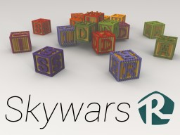 Toy Blocks - Skywars Map Minecraft Project