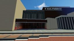 Auditorium Theater Interior | Artenia Minecraft Map & Project