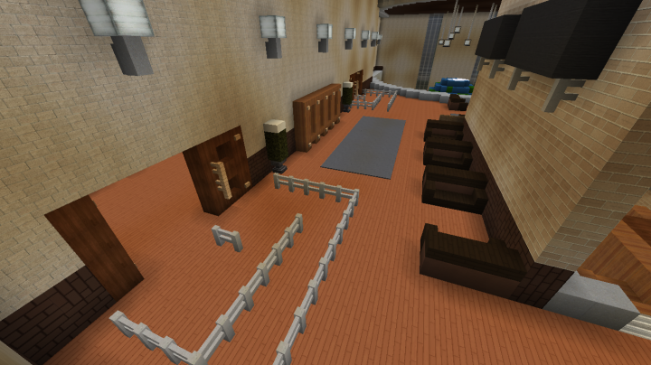 Upstairs Hall Seating
