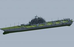 [AU] Jun'yō Class HeavySupportCruiser Minecraft