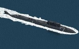 [AU] I-2700 Class Attack submarine Minecraft Map & Project
